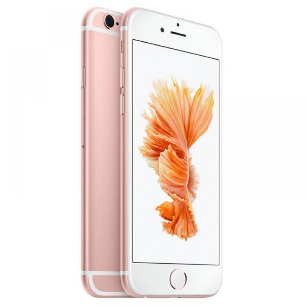 "iPhone 6s 32GB Tela Retina HD 4,7"" 3D Touch Câmera 12MP - Rose"