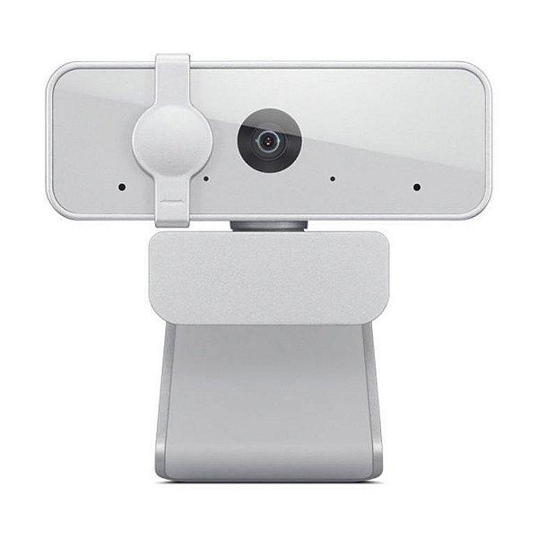 Webcam Lenovo 300 Full HD 1080P com 2  Microfones Integrados