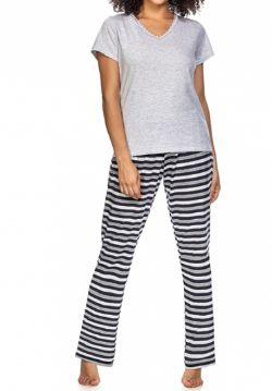 Pijama Zee Rucci Zr3200-004-1543 Calça E Blusa