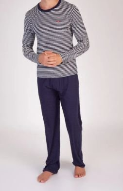 Pijamas Podiun 8167 Calça E Manga Longa