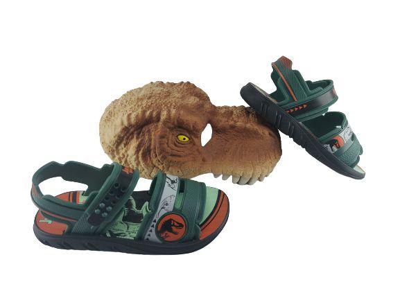 Sandalia Grendene Jurassic Park