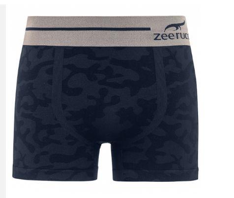 Cueca Zee Rucci Zr0100-001-1409-v03 Boxer Jacquard S Costura