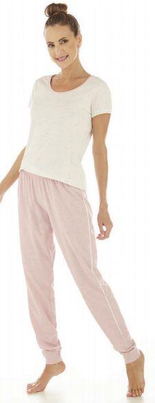 Pijama Zee Rucci Zr3200-002-0000 Calça E Blusa Manga Curta