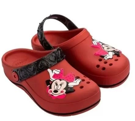 Chinelo Disney 22489 Babuch Minnie