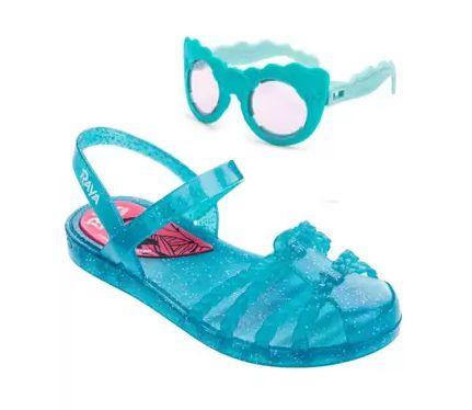 Sandalia Disney 22486 Princesas Fun Glasse