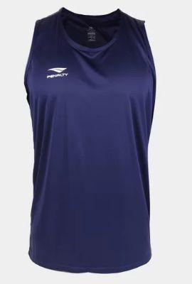 Camiseta Regata Masculina Penalty X Marinho
