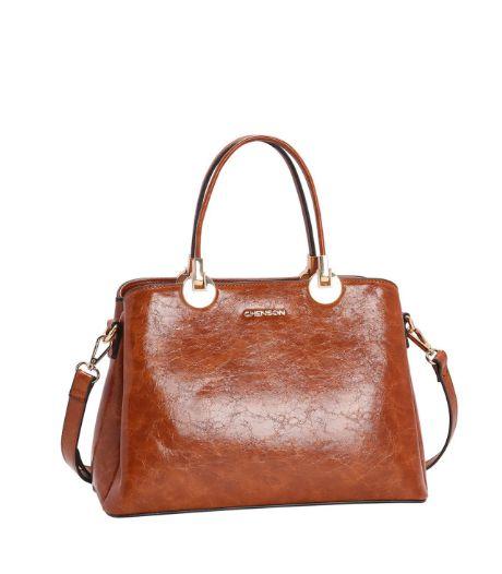 Bolsa Feminina Chenson Classic De Mão 3483246