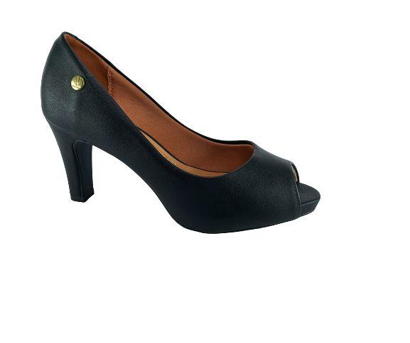 Sapato Peep Toe Vizzano 1840.300 Feminino