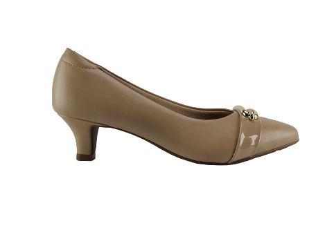 Sapato Scarpin Modare 7314.133 Feminino - Bege