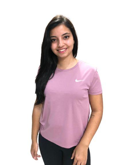 T-shirths Nike Aj8121-515 Running