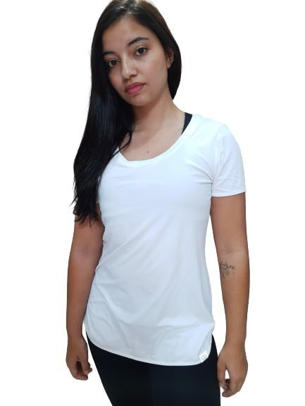T-shirts Alto Giro 101702 Skin Alongada