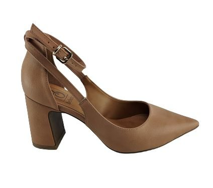 Sapato Bebece Feminino 5t7018-144 Napa Manhattan Antique