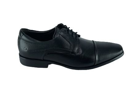 Sapato Social Democrata Cadarço 224101 - Preto
