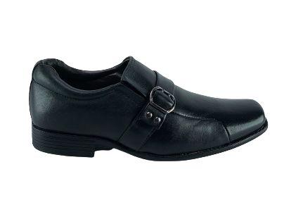 Sapato Social Masculino Zapattero 8284 - Preto