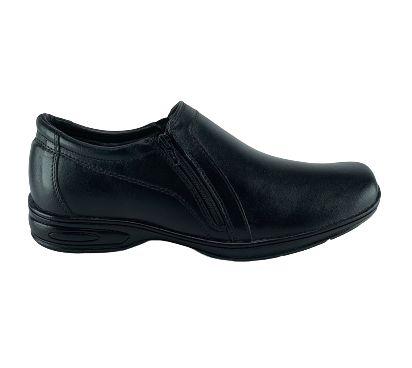 Sapato Social Masculino Zapattero 9166 Preto