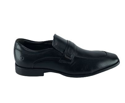 Sapato Social Democrata Couro 224103 - Preto