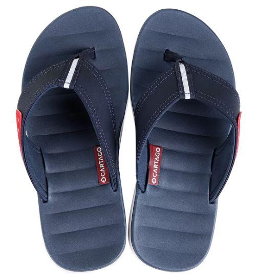 Chinelo Cartago Magala Masculino 10954 - Bc/azul/vermelho