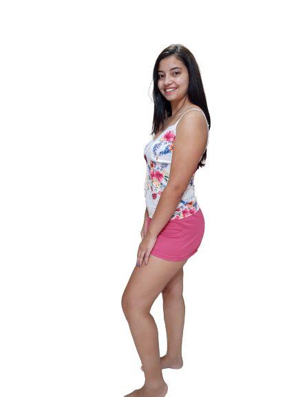 Pijama Julia Moraes 75160 Microfibra Estampado