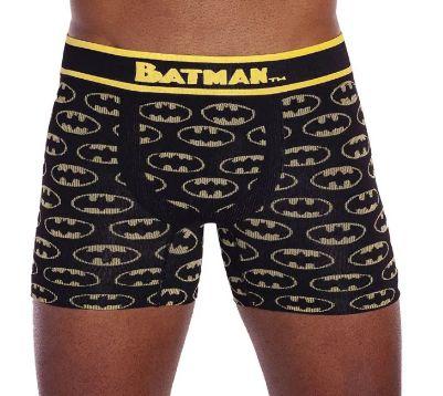Cueca Lupo 16971-001-9940 Urban Boxer Batman