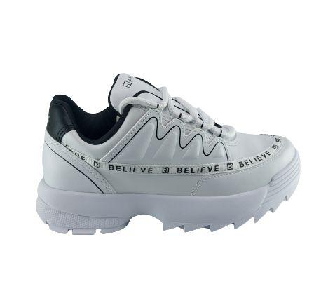 Tenis Sneaker Feminino Tratorado Ramarim 21-75102 Napa