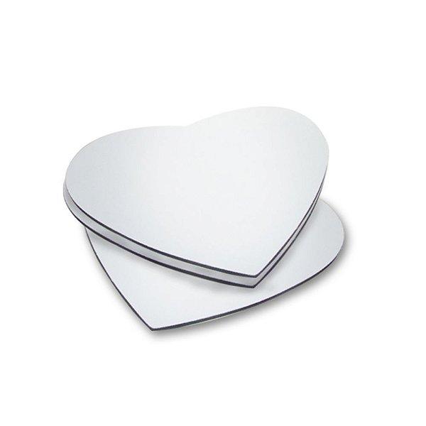 Mousepad Neoprene Coração
