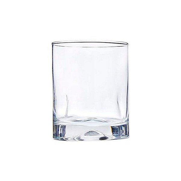 Copo de vidro whisky Transparente