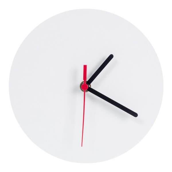 Relógio de Parede Redondo MDF Sublimação