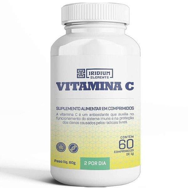 Iridium - Vitamina C 1.000mg - 60 comps