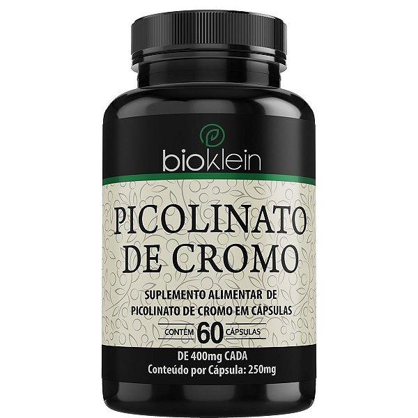 BioKlein - Picolinato de Cromo 60 caps
