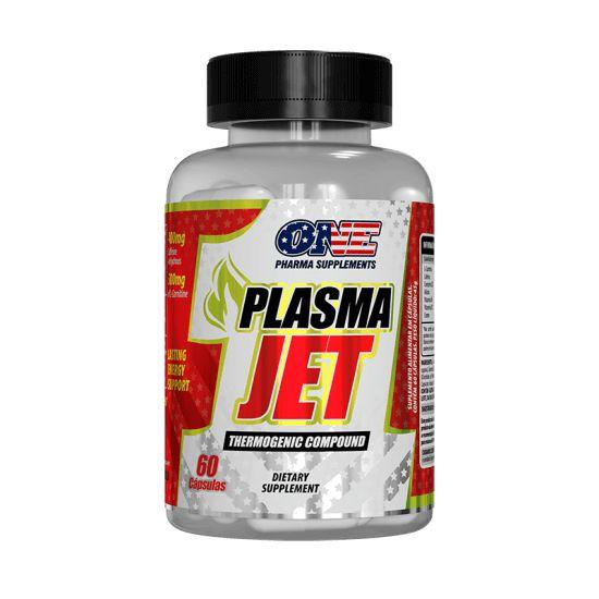 Emagrecedor Plasma Jet 60 Caps One Pharma