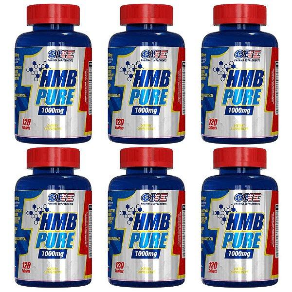 Hmb Pure 1000mg 720 Tabs One Pharma Kit 6