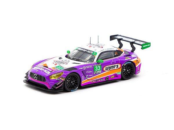 Mercedes-AMG GT3 WeatherTech SportsCar Championship 2019 #33 - 1:64 - TARMAC WORKS