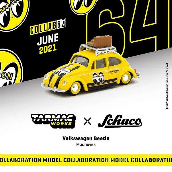 Volkswagen Fusca Moon Eyes- 1:64 - TARMAC WORKS