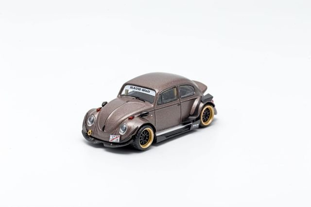 VW Beetle RWB - Marrom - 1:64 - Inspire model