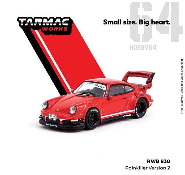 Porsche RWB 930 PAINKILLER 2 - 1:64 - TARMAC WORKS
