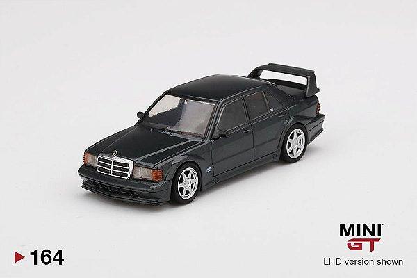 Mercedes-Benz 190E 2.5-16 Evolution II Black - 1:64 - Mini GT