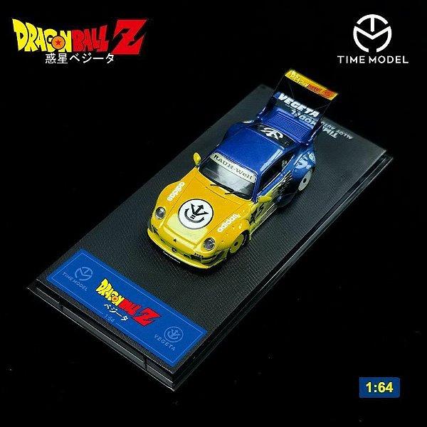 Porsche RWB 930 Dragon Ball Vegeta - 1:64 - TIMEMICRO