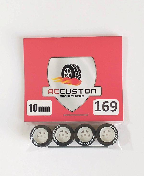 Roda 169/10mm - ACCuston