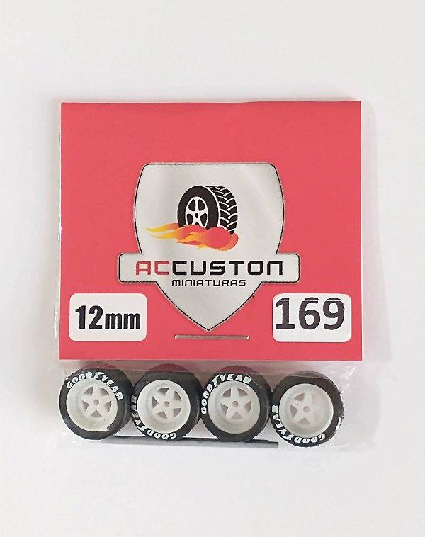 Roda 169/12mm - ACCuston