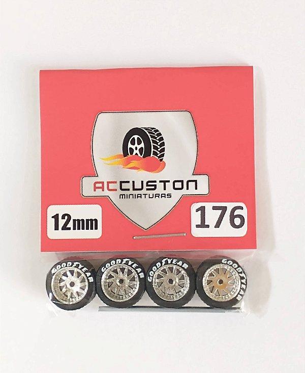 Roda 176/12mm - ACCuston