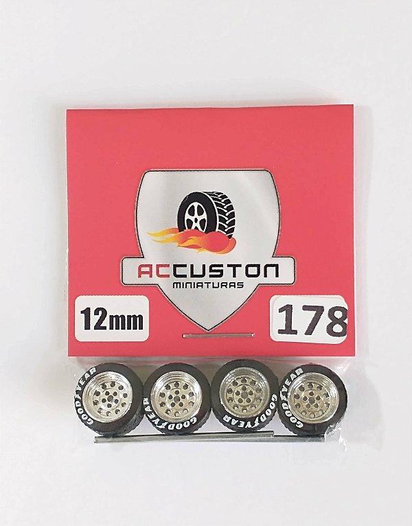 Roda 178/12mm - ACCuston