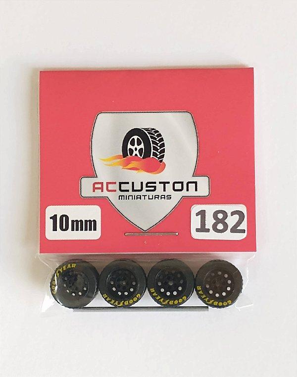 Roda 182/10mm - ACCuston