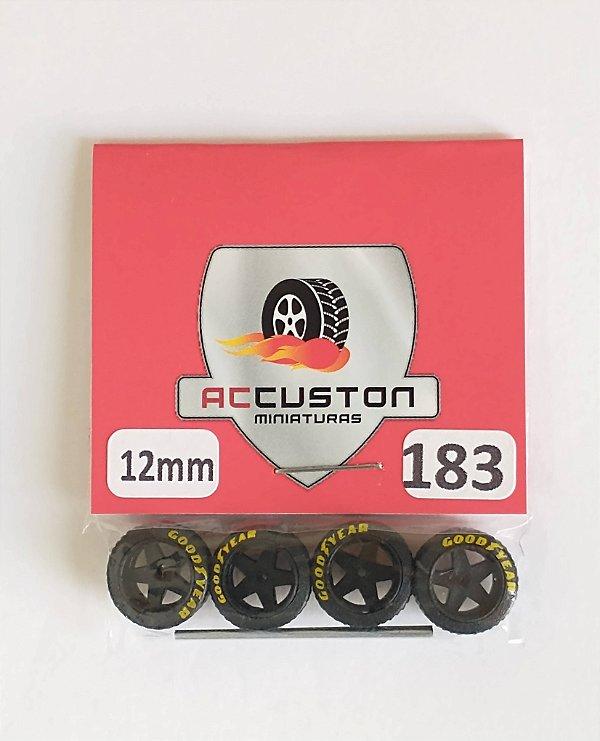 Roda 183/12mm - ACCuston