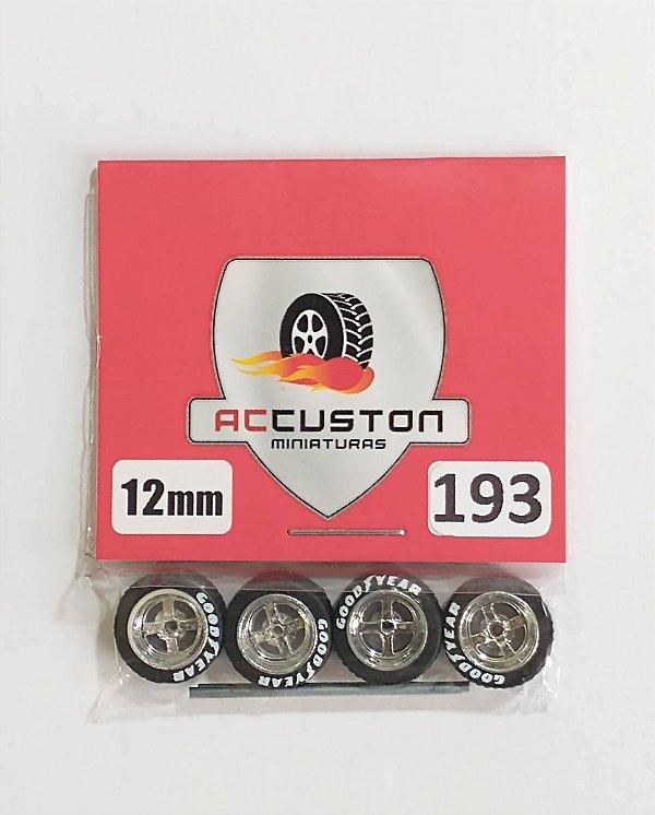 Roda 193/12mm - ACCuston