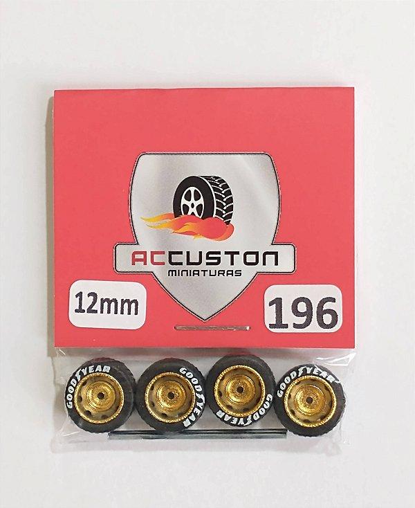 Roda 196/12mm - ACCuston