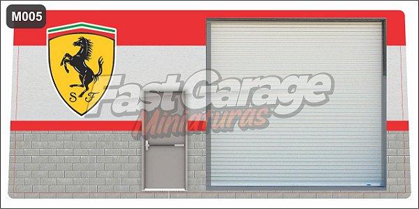 Adesivo Case Ferrari MOD-5