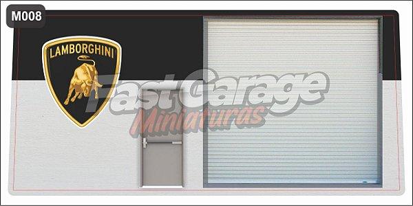 Adesivo Case Lamborghini MOD-8