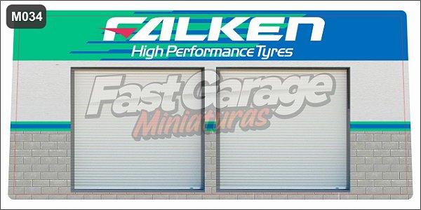 Adesivo Case Falken MOD-34
