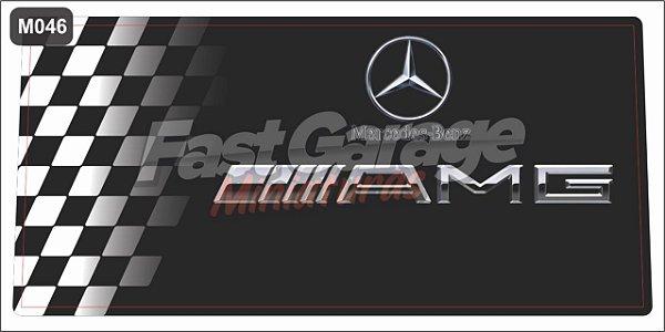 Adesivo Case Mercedes-Benz AMG MOD-46