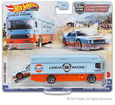 Team Transport Lancia Gulf 2021